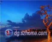 松山湖1号实景图