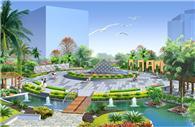 金众蓝钻风景花园二期实景图