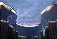 大中华国际金融中心实景图