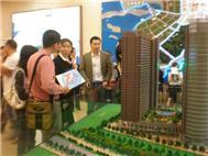 丽湾商务公寓项目现场
