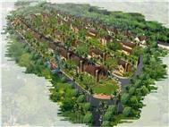 新世界花园效果图