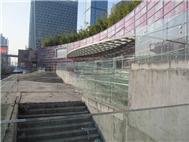 皇庭广场实景图
