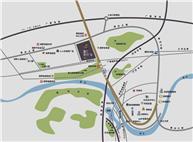 富力·现代广场实景图