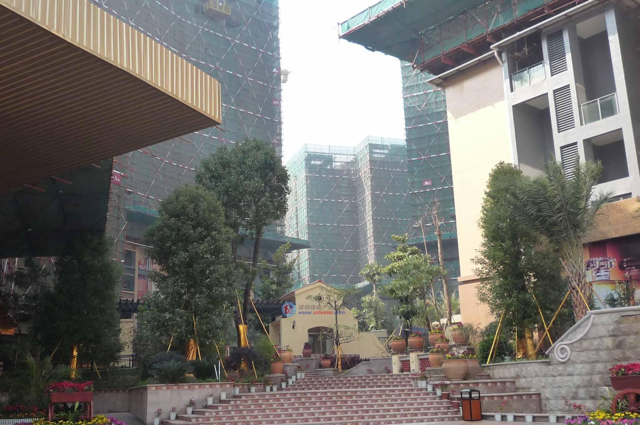 宏發上域-宏發上域公租房樓盤相冊-深圳房地產信息網圖片