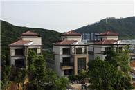 大南山紫园实景图