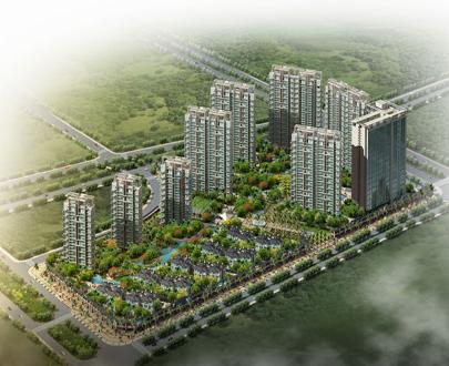 三湘海尚花园二期