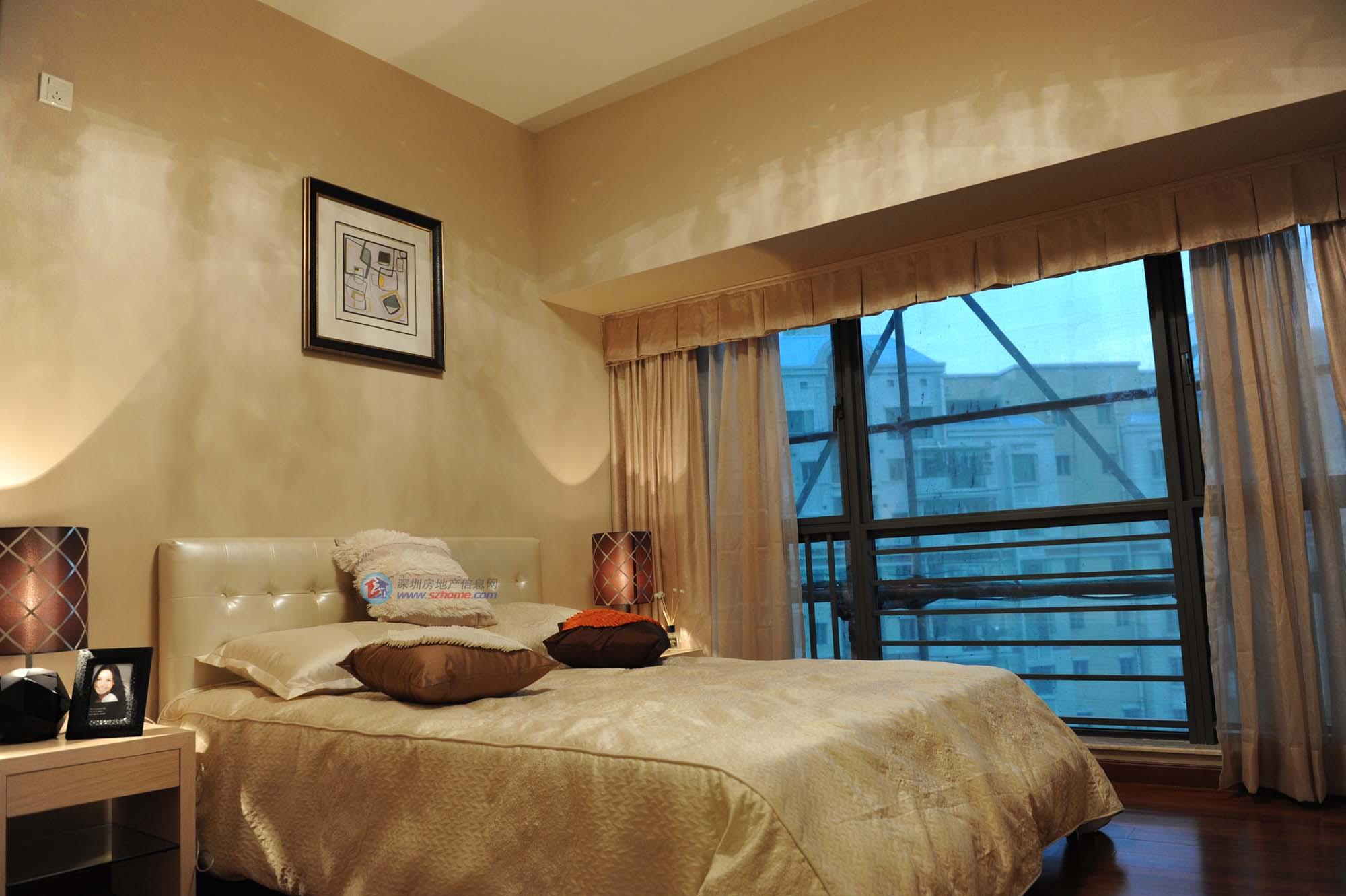 南园枫叶广场-南园枫叶公寓样板间相册-深圳房地产图片