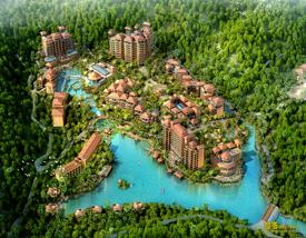 三门岛白金五星级产权酒店-深圳房地产信息网