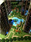 天御香山花园实景图