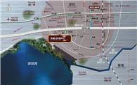 京基滨河时代广场北区二期位置配套