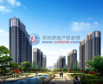 锦绣山河晓月湖-锦绣山河五期-深圳房地产信息网