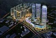 佳兆业城市广场2期效果图