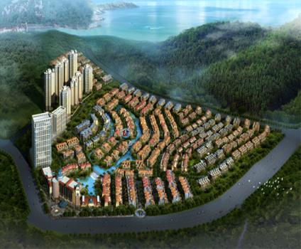 皇庭·波西塔诺·望山海-皇庭·波西塔诺-深圳房地产信息网