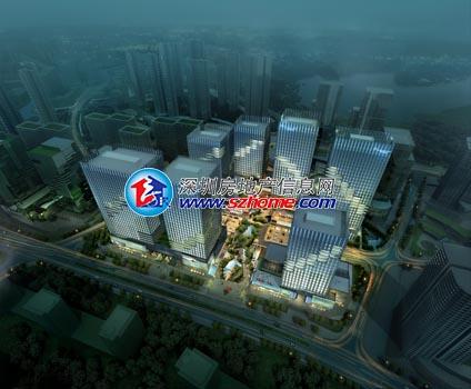 天安云谷-天安云谷产业园一期-深圳房地产信息网
