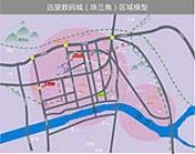 惠州远望数码城位置配套