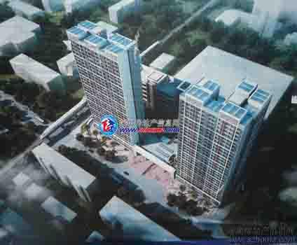 白石龙保障房项目-公租房