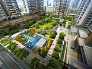 宜城风景花园效果图