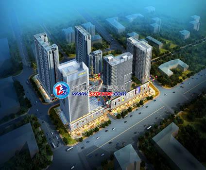 新地中央-新地中央广场 -深圳房地产信息网
