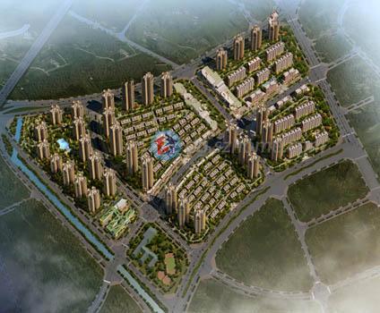 南部湾·万科城-深圳房地产信息网