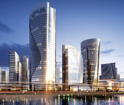 中集国际海洋商务中心