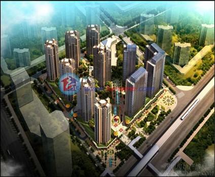 名居广场-龙城爱联旧村名居项目-深圳房地产信息网