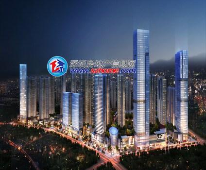 鸿荣源·壹成中心花园-壹成中心花园(A824-0117)-深圳房地产信息网