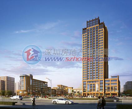 富业豪庭-富业广场2期-深圳房地产信息网