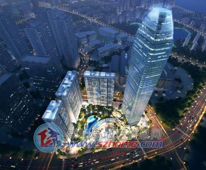 荣灿·惠州中心-深圳房地产信息网