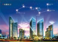 大东裕国际中心效果图