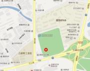 万江华南国际采购中心商业写字楼位置图