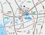 环球经贸中心位置配套