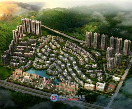 保利山水城-深圳房地产信息网