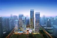 华润前海中心·悦玺公寓效果图