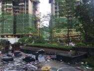 佳华领域广场实景图