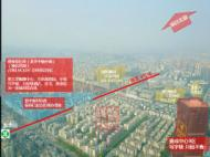 北面是龙华老城商业聚集的区域,居家便利性高,生活气息浓厚。西北面是另一大体量旧改项目——龙华中轴央城