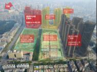 规划10区现为长江家具厂,目前暂未拆除。10区往北边是宝龙旧改项目,现已基本清除完毕。