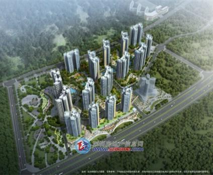 山海上城Ⅱ·天赋-山海上园二期-深圳房地产信息网