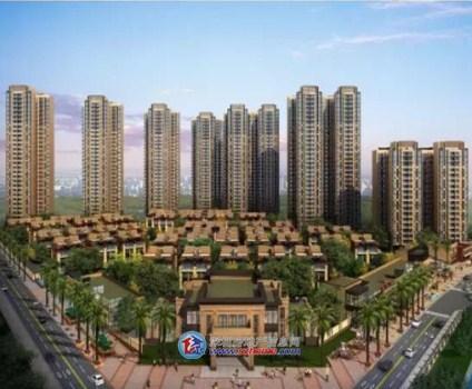 班芙金街-锦绣香江花园-深圳房地产信息网