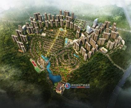 牧云溪谷四期-云峯-牧云溪谷花园-深圳房地产信息网