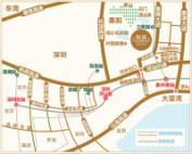 惠阳振业城位置配套