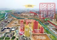 项目西边紧邻合正龙腾工业区旧改和中信龙腾工业区域一期旧改两大旧改项目。