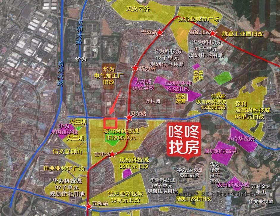 嘉长源高科技工业园城市更新单元