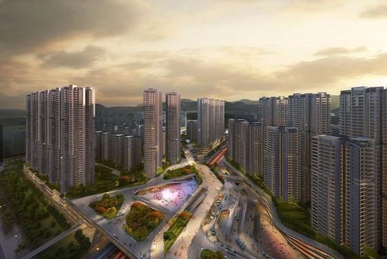 长圳公共安居住房项目