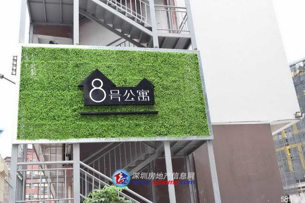 同乐村(8号公寓)效果图
