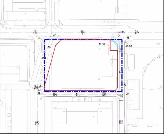 骏嘉B210-0024地块城市更新单元