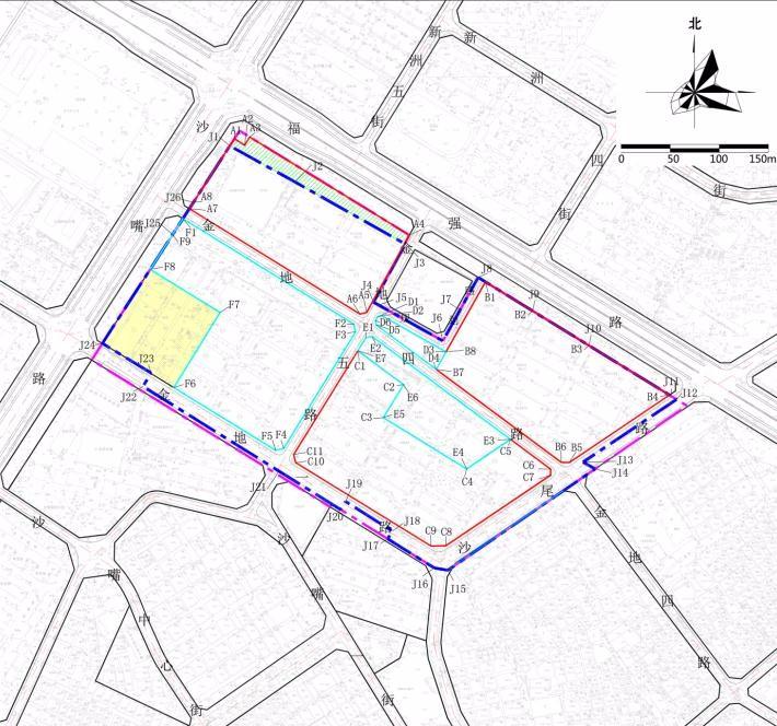金地工业区城市更新单元