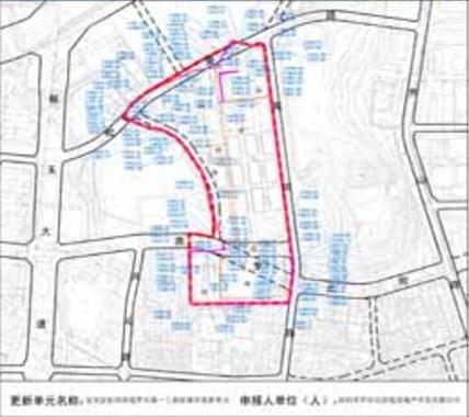 罗田第一工业区城市更新单元