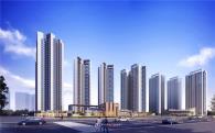 佳兆业未来城效果图