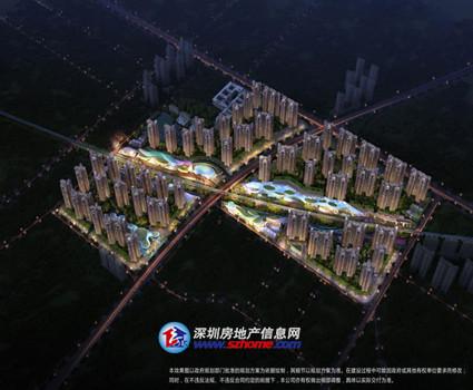 金地天润自在城-自在城花园-深圳房地产信息网