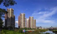 惠州星河丹堤实景图
